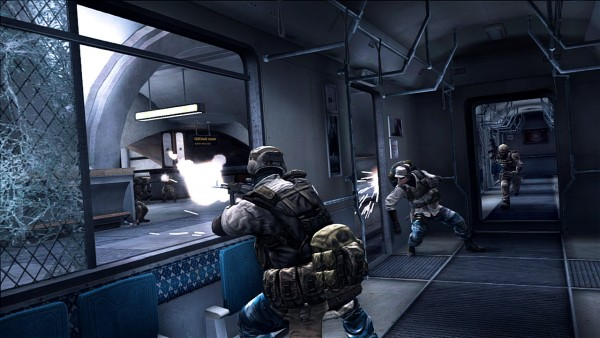 Tom Clancy's Ghost Recon: Future Soldier screenshot