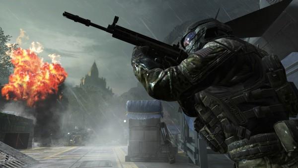 Call of Duty: Black Ops II screenshot