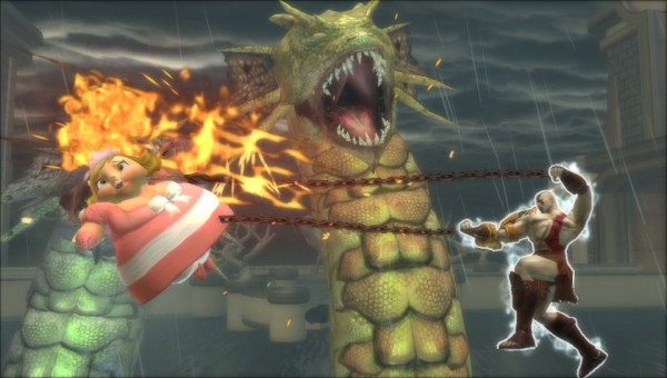 All-Stars Battle Royale screenshot