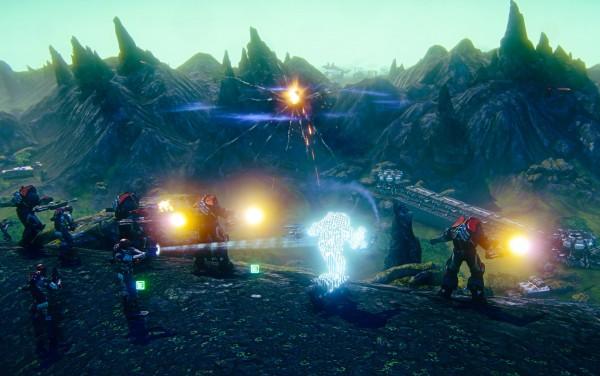 PlanetSide 2 screenshot
