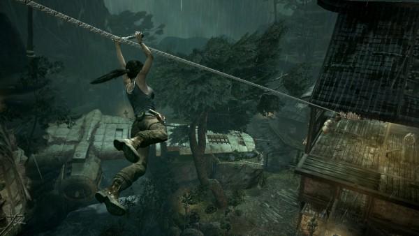 Tomb Raider screenshot
