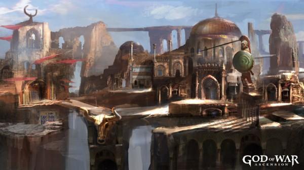 God of War: Ascension screenshot