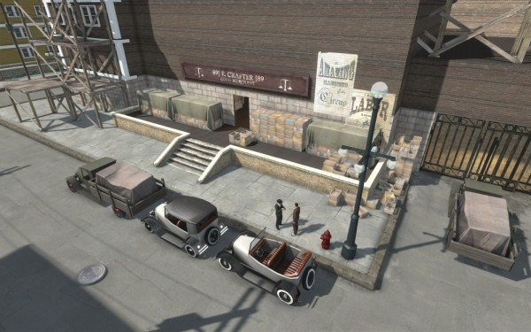 Omerta: City of Gangsters screenshot