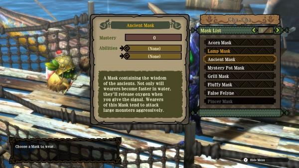 Monster Hunter 3: Ultimate screenshot