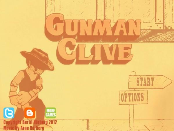 Gunman Clive screenshot