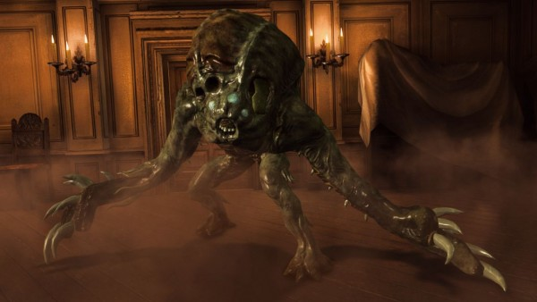 Resident Evil: Revelations - Unveiled Edition screenshot