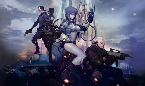 Ghost in the Shell Online screenshot