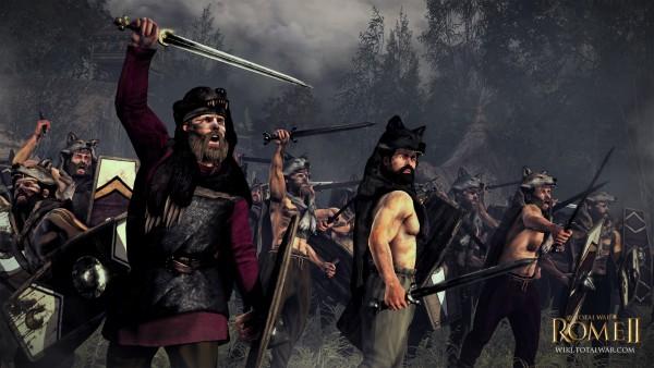 Total War: Rome II screenshot