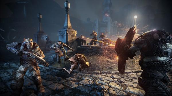 Gears of War: Judgment screenshot