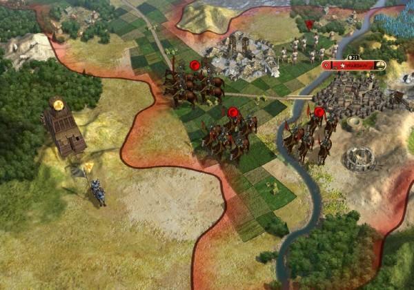 Civilization V: Brave New World screenshot