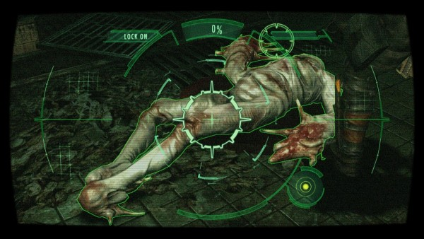 Resident Evil: Revelations - Unveiled Edition screenshot