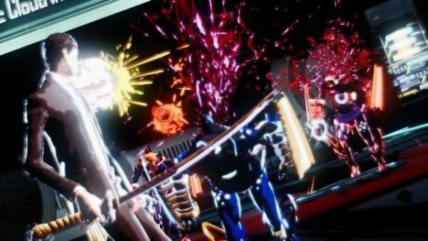 Killer Is Dead screenshot