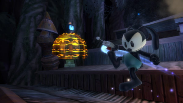 Epic Mickey 2: The Power of Two screenshot