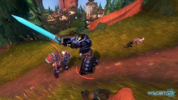 WildStar screenshot