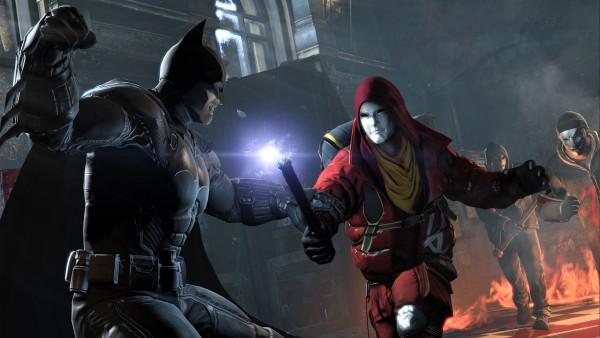 Batman: Arkham Origins screenshot