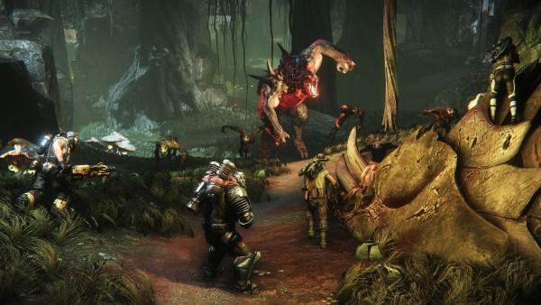 Evolve screenshot