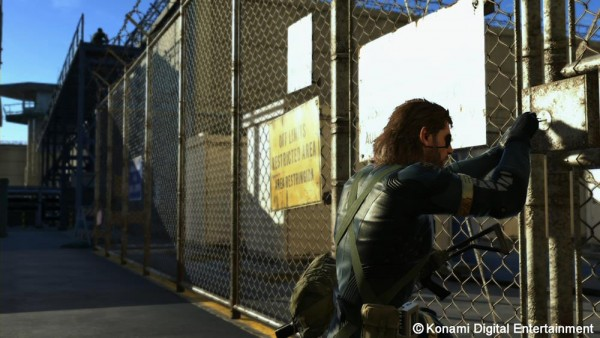 Metal Gear Solid V: Ground Zeroes screenshot