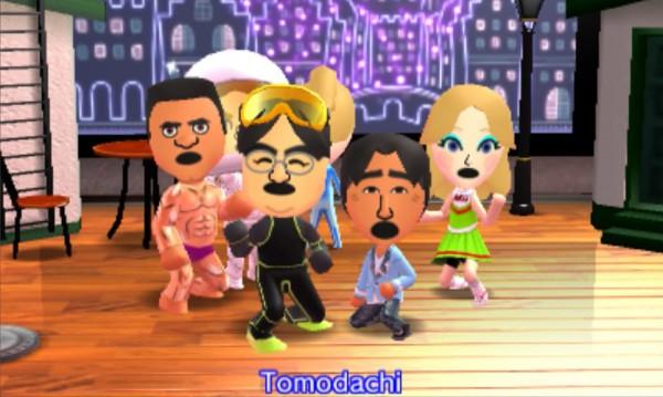 Tomodachi Life screenshot
