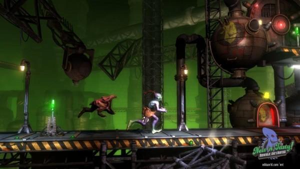 Oddworld: New 'n' Tasty screenshot