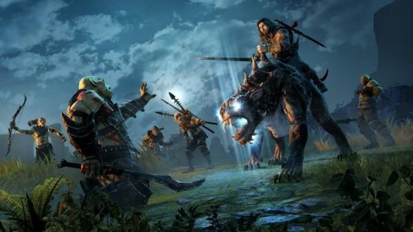 Middle-Earth: Shadow of Mordor screenshot