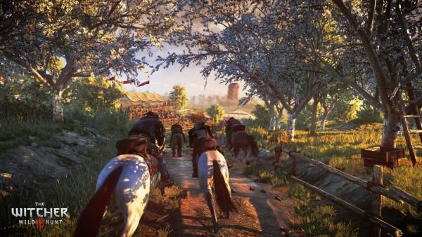The Witcher 3: Wild Hunt screenshot