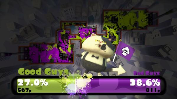 Splatoon screenshot
