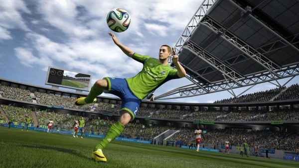 Fifa 15 screenshot
