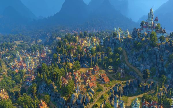 The Settlers: Kingdoms of Anteria screenshot