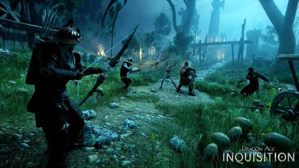 Dragon Age: Inquisition screenshot