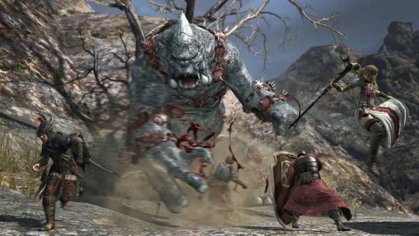 Dragon's Dogma Online screenshot