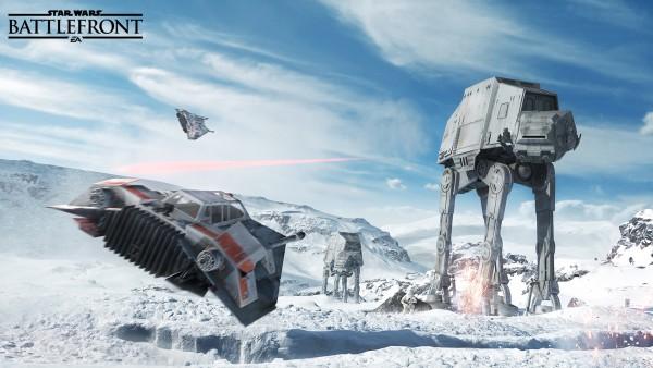 Star Wars: Battlefront screenshot