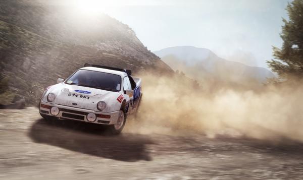Dirt Rally screenshot