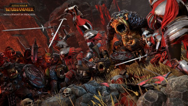 Total War: Warhammer screenshot