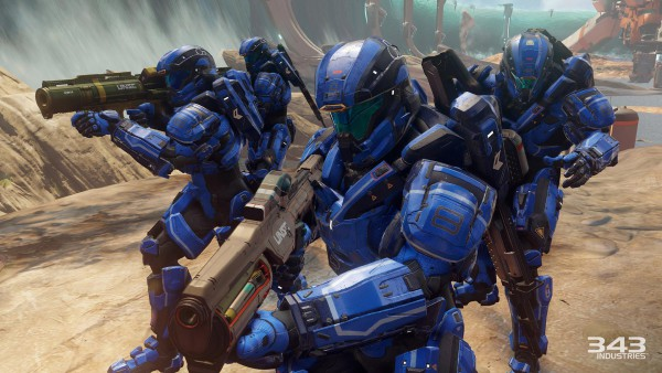 Halo 5: Guardians screenshot