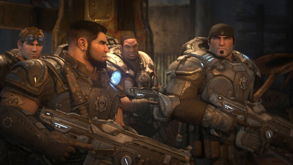 Gears of War: Ultimate Edition screenshot