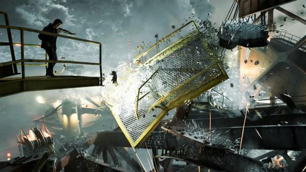 Quantum Break screenshot