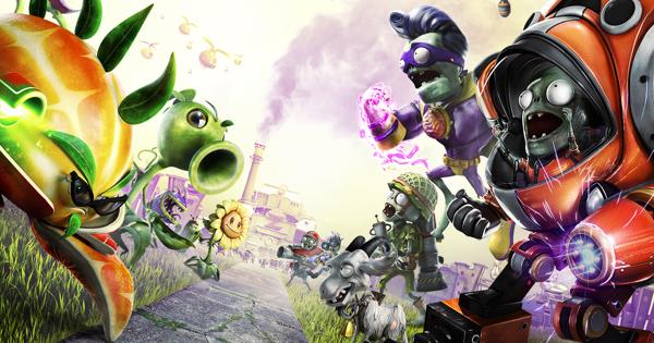 Plants vs. Zombies: Garden Warfare 2 screenshot