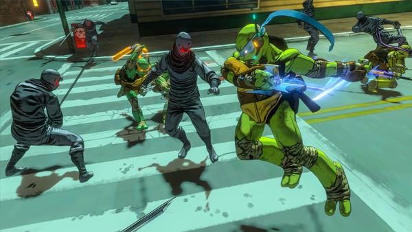 TMNT: Mutants in Manhattan screenshot