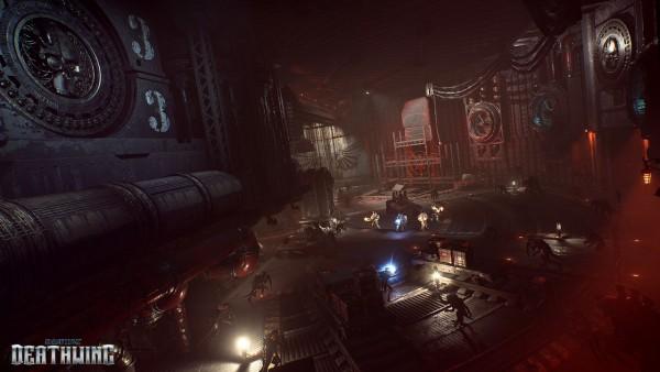 Space Hulk: Deathwing screenshot