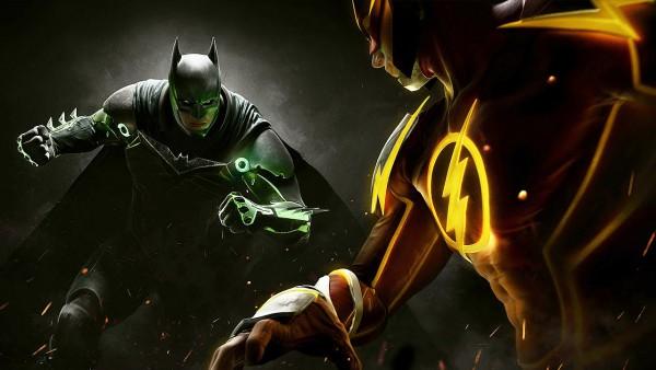 Injustice 2 screenshot