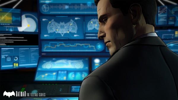 Telltale Batman screenshot
