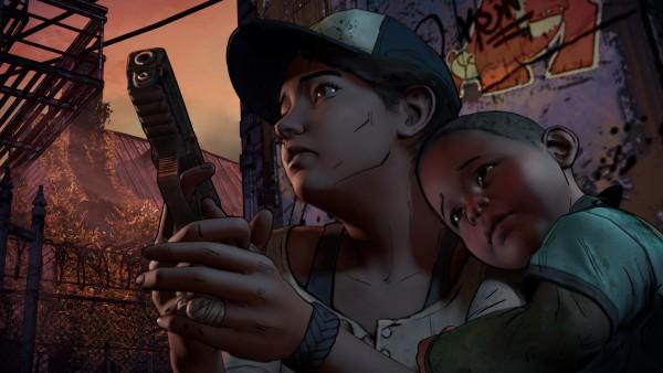 The Walking Dead: Season Three screenshot