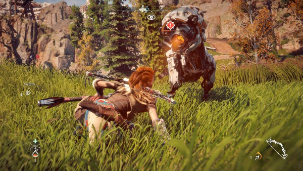 Horizon: Zero Dawn screenshot