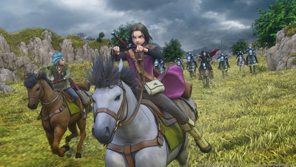 Dragon Quest XI screenshot