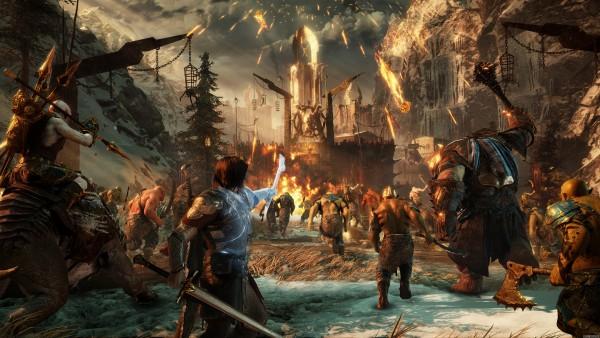 Middle-Earth: Shadow of War screenshot