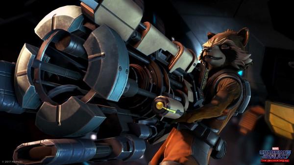 Guardians of the Galaxy: The Telltale Series screenshot