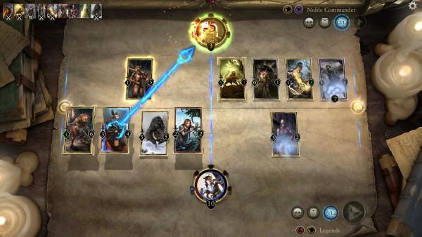 The Elder Scrolls Legends screenshot