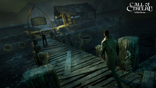 Call of Cthulhu screenshot