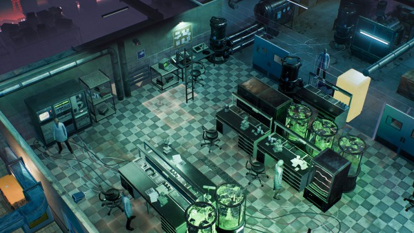 Phantom Doctrine screenshot