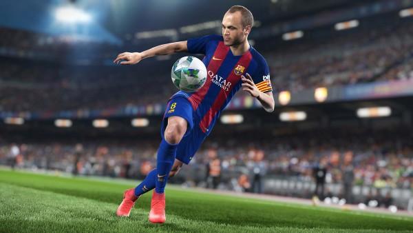 Pro Evolution Soccer 2018 screenshot